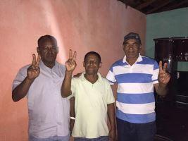 Manoel e família