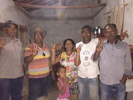 Raimundo e família