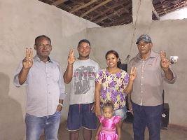 Jose, Tailane e família