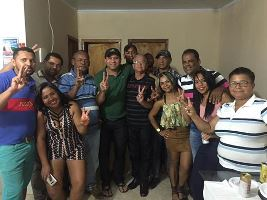 Carlos e família-Brasilia