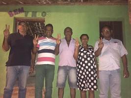 Vanja e família