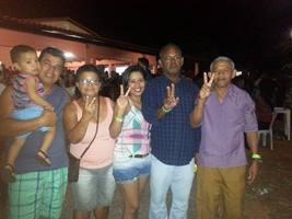 Li e família -Brasília