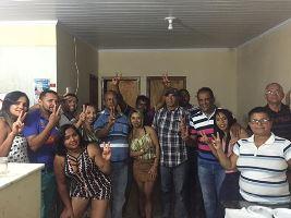 Nilza e família-Brasília