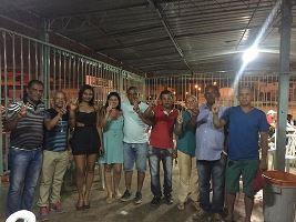 Zim de Ze Leo, Lele e família =Brasília