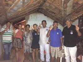 Ilton, Rita e família