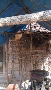 Alguns motores de poços artesianos tem abrigos improvisados e completamente inadequado (1)