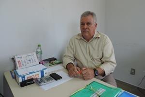 secretario de agricultura Eronides Batalha